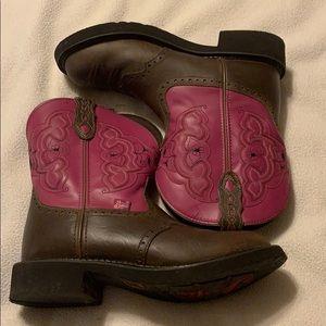 Ladies Justin Boots